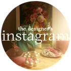 follow our designer on instagram
