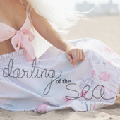 darling of the sea lookbook