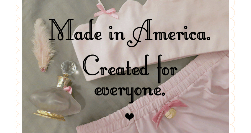 Made in America, designed for everyone